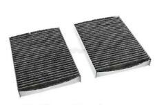 Set of 2 Carbon Cabin Air Filter for BMW F90 G05 G07 G11 G12 G30 530i 540i 750i