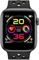 DOKI W5 de Reloj Inteligente Bluetooth con Pantalla Táctil  Negro