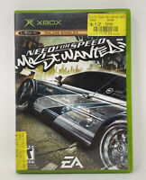 Need for Speed: Most Wanted (Microsoft Xbox, 2005) Complete Tested Working