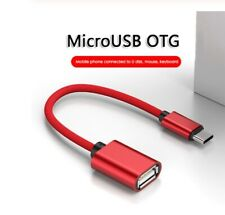 Metal Type C Male To USB 3.0 Female OTG Data Sync Converter Micro Adapter Cable
