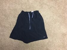 Nike Dri Fit Sports Short Running Multipurpose Mens Sz L Black w/2-Pockets