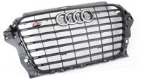 New Genuine Audi A3 Front Bumper Grille Assembly Black 8V5853651DCKA OEM
