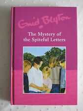 Enid Blyton  The Mystery of the Spiteful Letters Dean Edition 2004