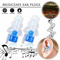 Earplugs for Concerts Musicians Motorcycles Sleeping Noise Cancelling Ear Plugs