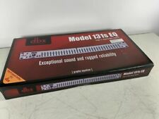 dbx 131s Single Channel 31-Band Graphic Equalizer