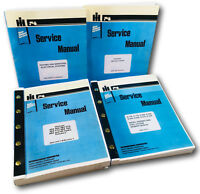 LOT INTERNATIONAL 674 684 784 884 84 HYDRO TRACTOR SERVICE REPAIR SHOP MANUALS