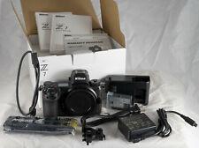 Nikon Z7 45.7MP Digital Camera (Body Only) all original items incl. - USA Model