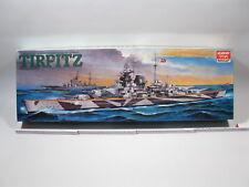 Academy 1414 German battleship Tirpitz + motor 1:350 71cm sealed en Box mb4261