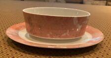"VILLEROY & BOCH Siena 1748 8 1/2"" x 6"" Gravy Boat Luxembourg VITRO-Porcelain"