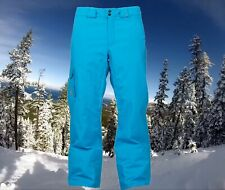 Spyder Troublemaker Men's Electric Blue XXL 43-45 Ski Snowboard Pants Nwt $180