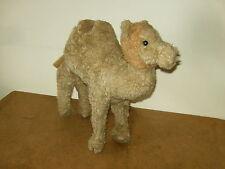 Ancienne peluche GRAND CHAMEAU / vintage stuffed big camel - Hauteur 42cm
