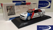 Original BMW Miniatur M3 E30 Heritage Racing 1:18 Sammlermodell R. Ravaglia