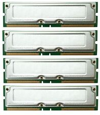 DELL DIMENSION XPS B600R 1GB 4X256MB RDRAM RAMBUS MEMORY KIT TESTED