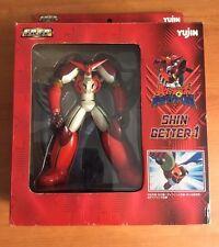 SHIN GETTER ROBOT 1  SR/SP  YUJIN  STATUA FIGURE GETTER ottimo stato