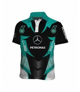 Mercedes-Benz amg Herren Polo Shirt Gr. S-3XL mod.6407