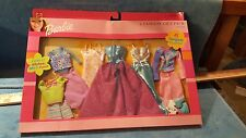 Barbie 6 Fashion Gift Pack -New in Box (2001)