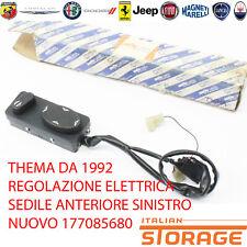 THEMA DA 1992 REGOLAZIONE ELETTRICA SEDILE ANTERIORE SINISTRO NUOVO 177085680