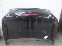 508749 Heckklappe EXY  / onyx schwarz Peugeot 206 CC2.0