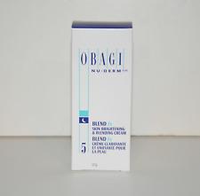 OBAGI #5 Skin Brightening & Blending Cream 57g - New in box