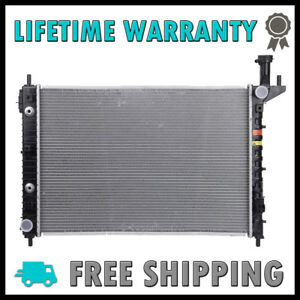 Radiator For 2007-2017 GMC Acadia Chevy Traverse Buick Enclave 3.6 CU13007 13007