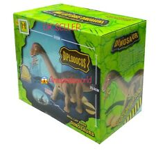 Brand new Battery Operated Diplodocus/dinosaur 🦕 lays egg Toy Roaring sound gif