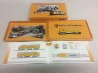 Voyage Sur Rails : Rangées FP7 USA > Neuf / Emballage D'Origine