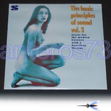 THE BASIC PRINCIPLES OF SOUND 3 MOOD MOSAIC SEXY COVER