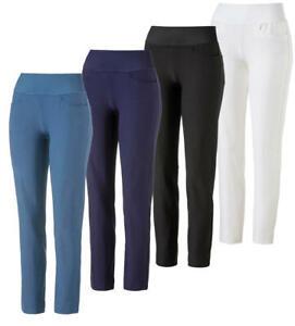 Puma Women's PWRShape Golf Pants Ladies 595859 New - Choose Color & Size!