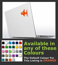 3 x Fish Sticker/decals for Car, Laptop, Tables Etc....
