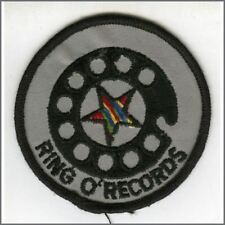 Ringo Starr 1970s Ring O'Records Promotional Patch (UK)