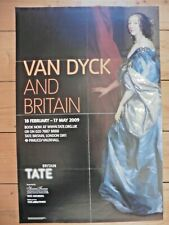 Original Poster Van Dyck Tate Britain 2009