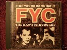 FINE YOUNG CANNIBALS THE RAW & THE COOKED  CD-56
