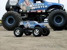 HPI Racing Savage Flux HP GT-2 7186 Bounty Hunter 4X4 Body-Genuine NEW part!