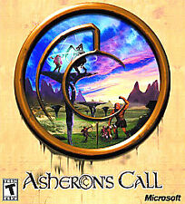 Asheron's Call PC WIN CD-ROM LikeNew ! massively multiplayer online role-playing