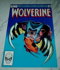 Wolverine Limited #2 Mint 9.9 Unrestored 1982 Marvel 1st solo comic series