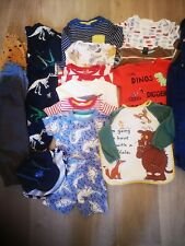 12-18 Months Baby Boy clothes Bundle summer tshirt Co Ord set baby gro