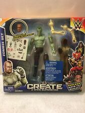 WWE Create A Superstar Undertaker Zombie Set