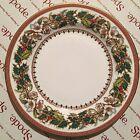 Spode CHRISTMAS ROSE Bread Plate