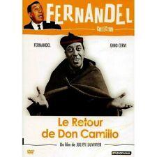 Le retour de Don Camillo (Fernandel) DVD NEUF SOUS BLISTER