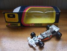 CORGI TOYS 151 Yardley McLaren m19a F1 GRAND PRIX RACING CAR 1974-NMIB BOXED