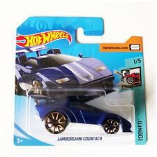 Modellini statici di auto, furgoni e camion Hot Wheels per Lamborghini scala 1:64