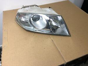 SKODA OCTAVIA MK2 04-09 DRIVER RIGHT SIDE HEADLIGHT
