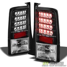 Black 2004 2005 2006 Scion Xb Bb Lumileds Led Tail Lights Brake Lamps Left+Right (Fits: Scion)