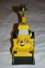 Mattel Bob The Builder Talking Scoop 20 Sounds & Phrases Scrambler Truck Backhoe