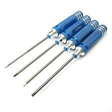 Steel Hex Key Hexagon Screw Driver 1.5mm 2.0mm 2.5mm 3.0mm Tool Kit HSP 80107
