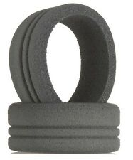 JConcepts 3241 Dirt-Tech Steering Wheel Foam Grip Gray (2) Futaba / Spektrum
