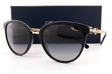 Brand New Chopard Sunglasses SCH 213S 700M Black/Gray Gradient For Women