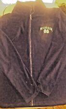 Big Ball Sports University of Michigan Size XL Zip Up Pullover