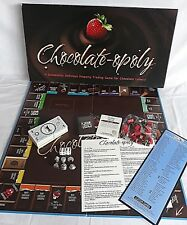 "Collectable ""CHOCOLATE-OPOLY"" board game. By Late for the Sky 2005. Part Sealed"