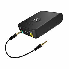 Wireless Bluetooth Stereo Audio Transmitter and Receiver Music Pl